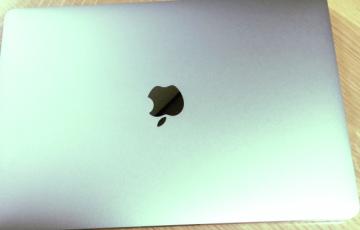 MacBookPro・2016.開封の儀.レビュー.初期設定